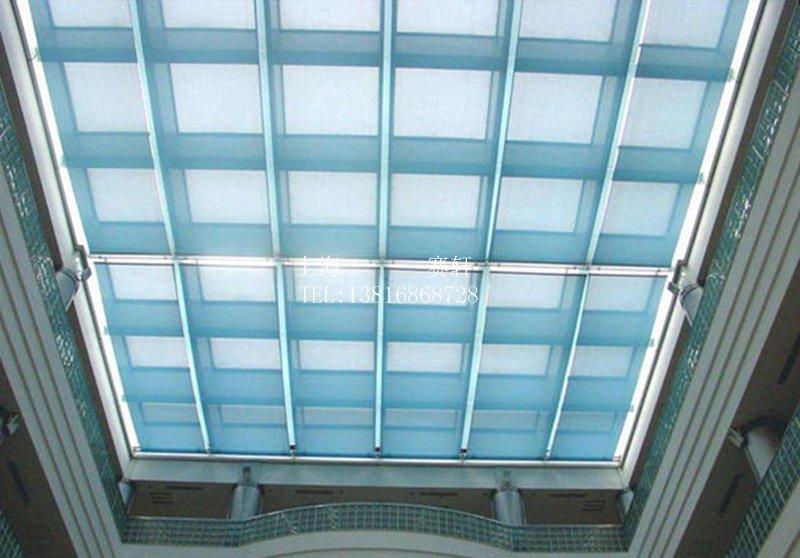 玻璃天棚           TP--009