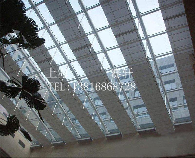 玻璃天棚            TP--012