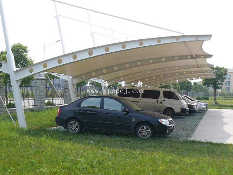 膜结构车棚MJG-011