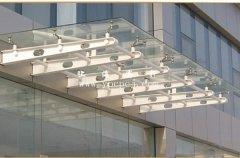 玻璃雨棚  MT--009