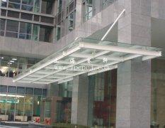 钢结构雨棚MT--003