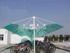 阳光板车棚 YGB-006