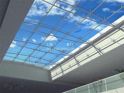 玻璃天棚 TP--018