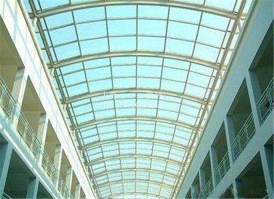 玻璃天棚           TP--017