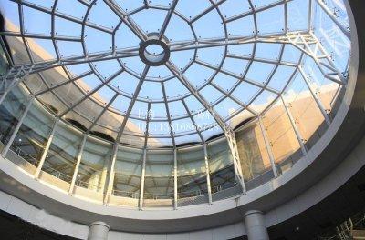 玻璃天棚             TP--016