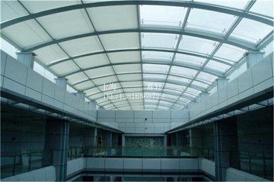 玻璃天棚           TP--008