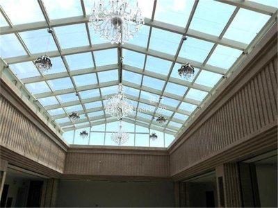 玻璃天棚           TP--004
