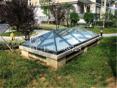 玻璃采光井  CGJ--003
