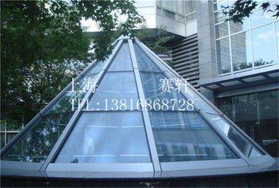玻璃采光井         CGJ--009